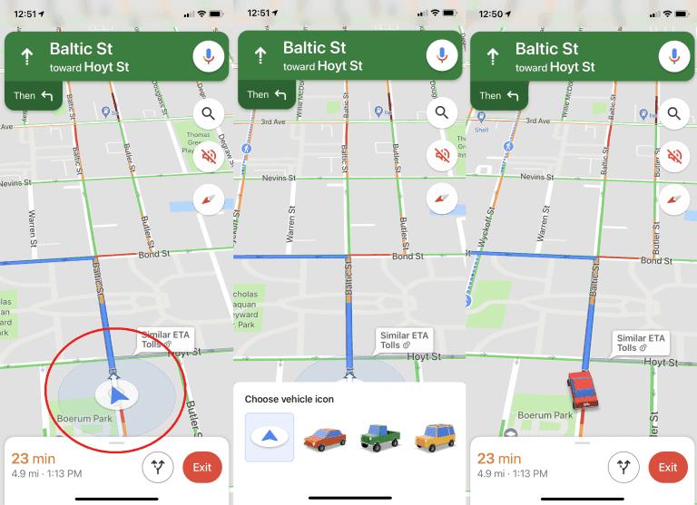 ترفندهای Google Maps