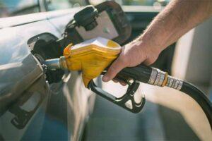 رانندگی بدون درپوش باک بنزین