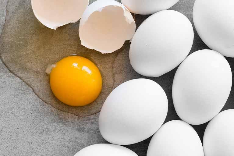 تشخیص تخم مرغ خراب
