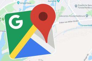 ترفند Google Maps