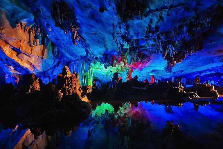 غار مخفی