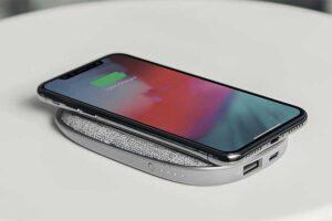 شارژر بی سیم تلفن همراه