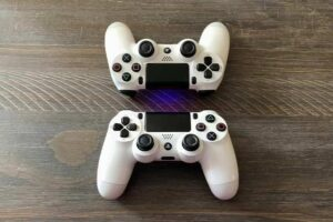 نحوه اتصال دسته PS4 به PS5