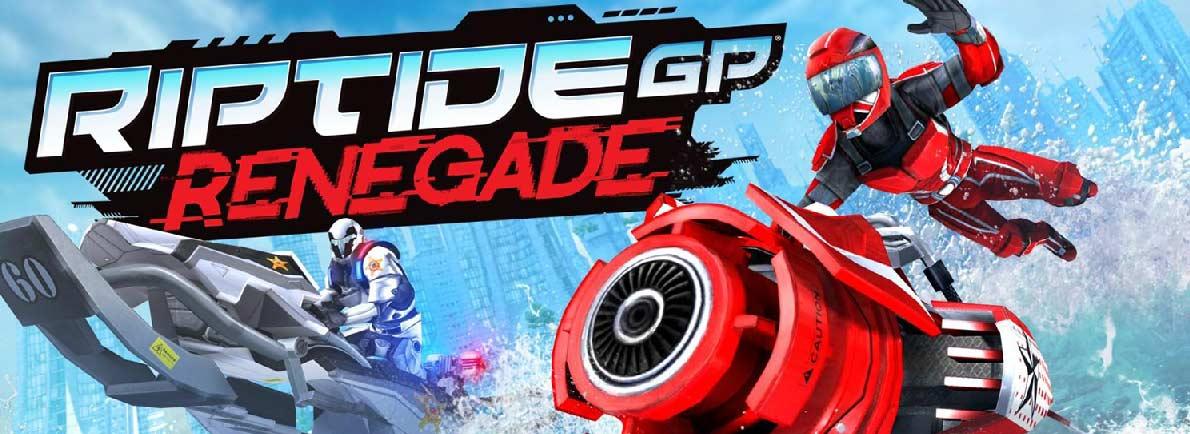 بازی Riptide GP: Renegade