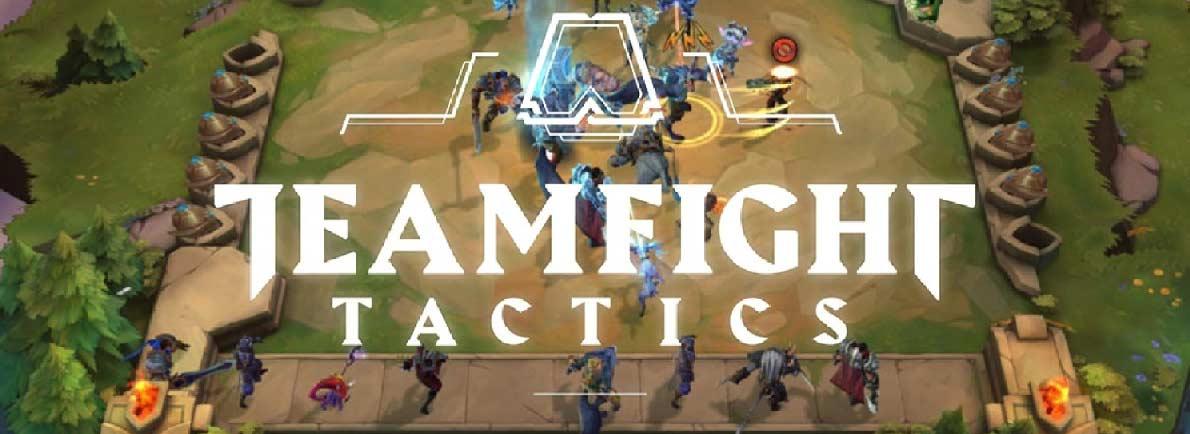 بازی موبایل Teamfight Tactics