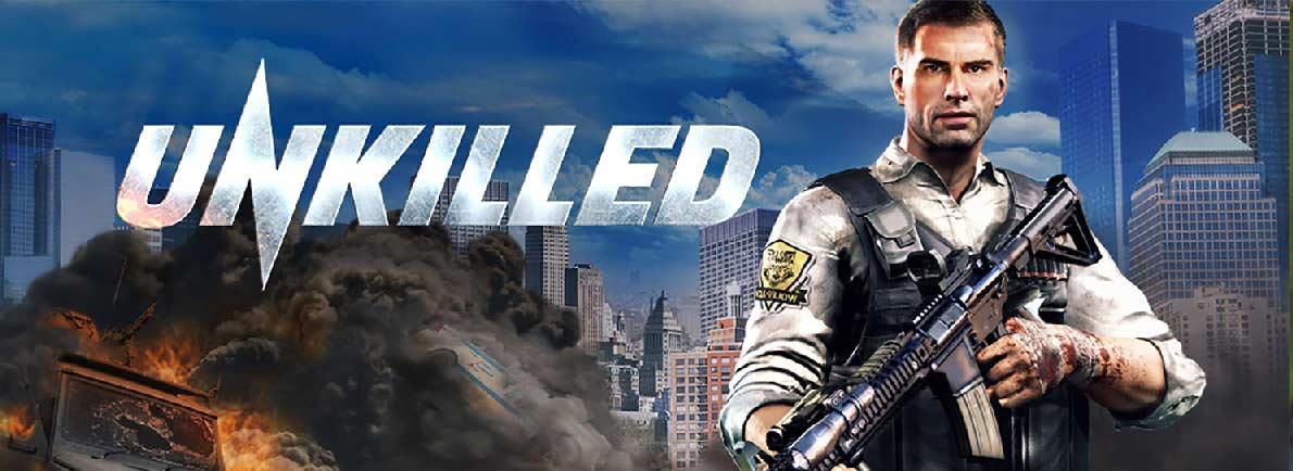بازی شوتر unkilled