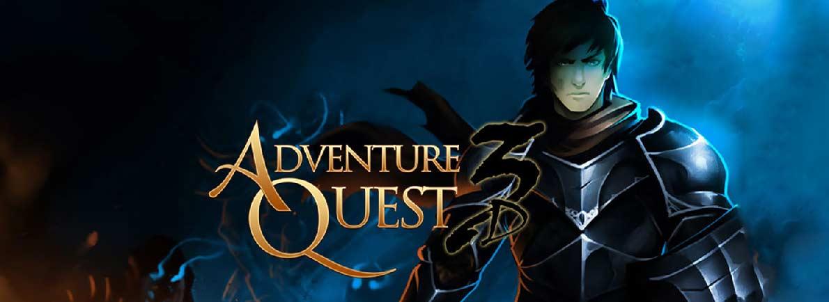 بازی AdventureQuest 3D