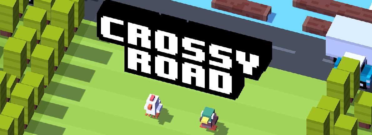 بازی Crossy Road
